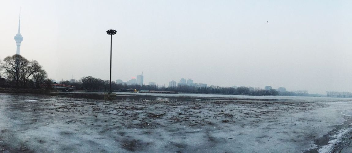 The Places I've Been Today Beijing Smog