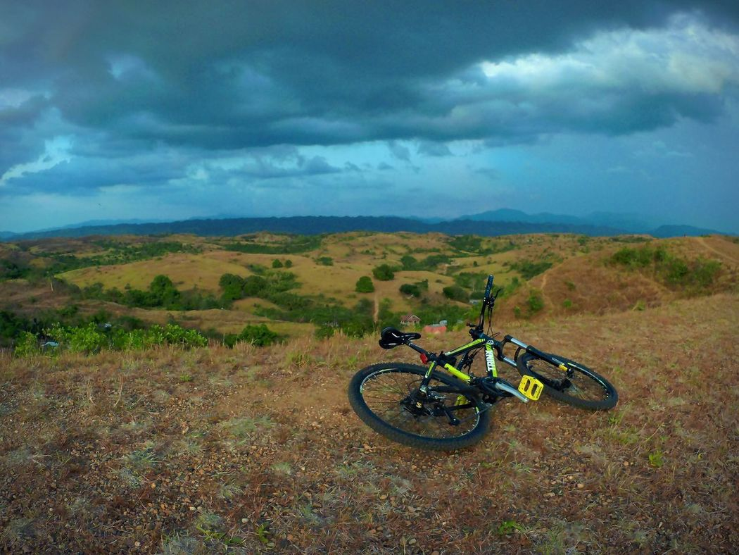 The Great Outdoors With Adobe Trail Ride MTB Biking Trinx Mountainbike Philippines Enduro Mountainbikelife Suntour