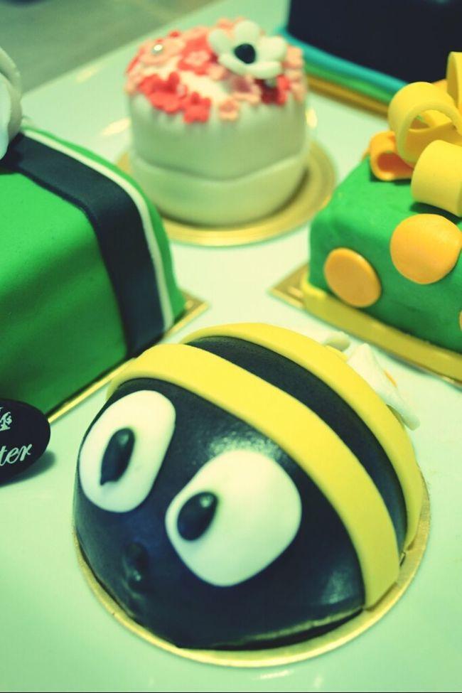 Miniature 3D Cake