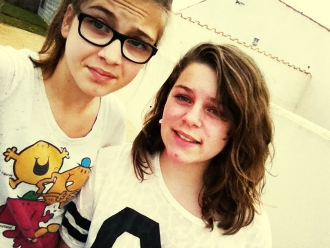 Je t'aime fort!<333
