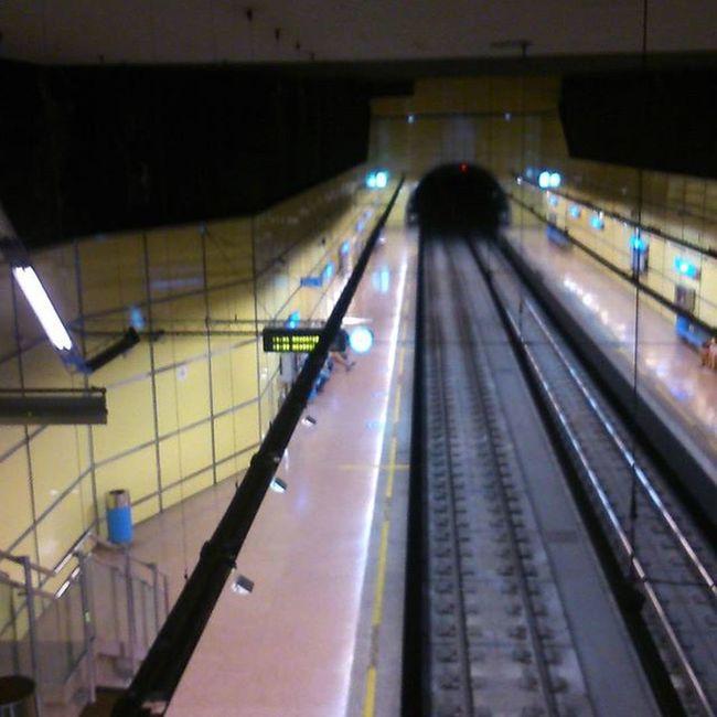 Metro de Donostia Topo Lugaritz