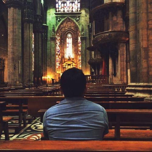 Duomo Milano Church