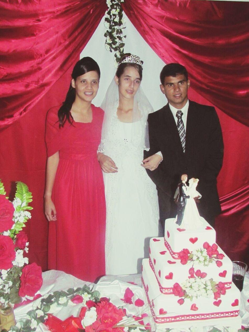 😍 Ana&Renato 😍 Marriage  Marriage Ceremony Grooms Godmother Casamento Noivos Madrinha