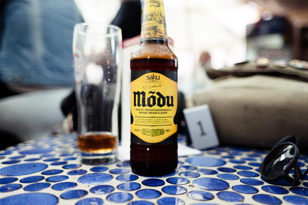 Beer Honey Beer Saku Tallinn