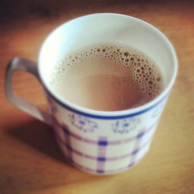 Early morning tea I9003 India Tea Morning