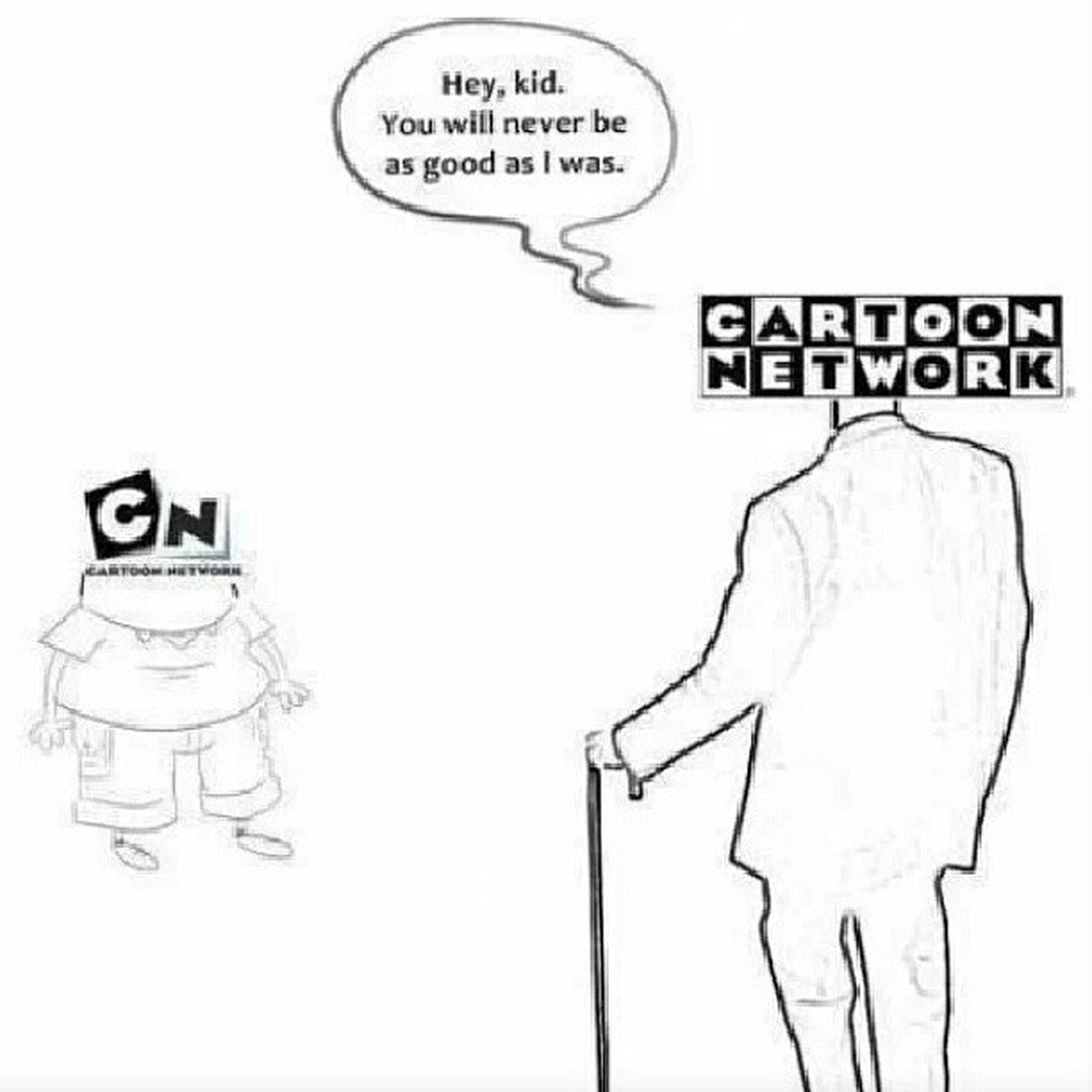 I guess its safe to say that the old cartoon network was a lot better than the shit thats on now. Oldcartoonnetwork Better Than Newcartoonnetwork itstrue tagfortags like4likes