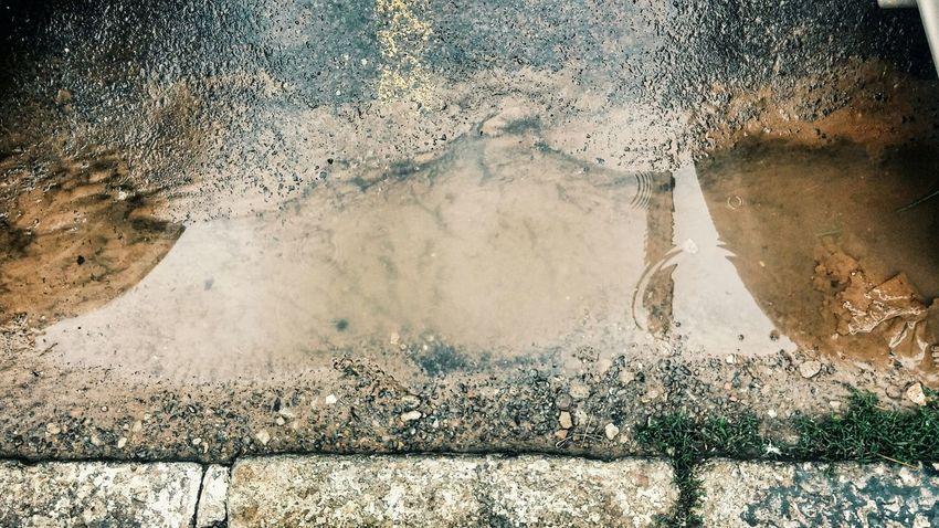 Poçadeagua Rainy Day Asphalt Asfalto