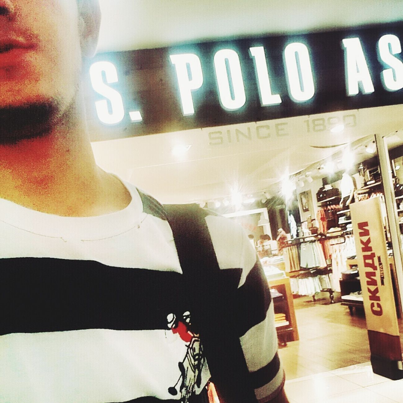 Shoping Relaxing Uspoloassn Polo