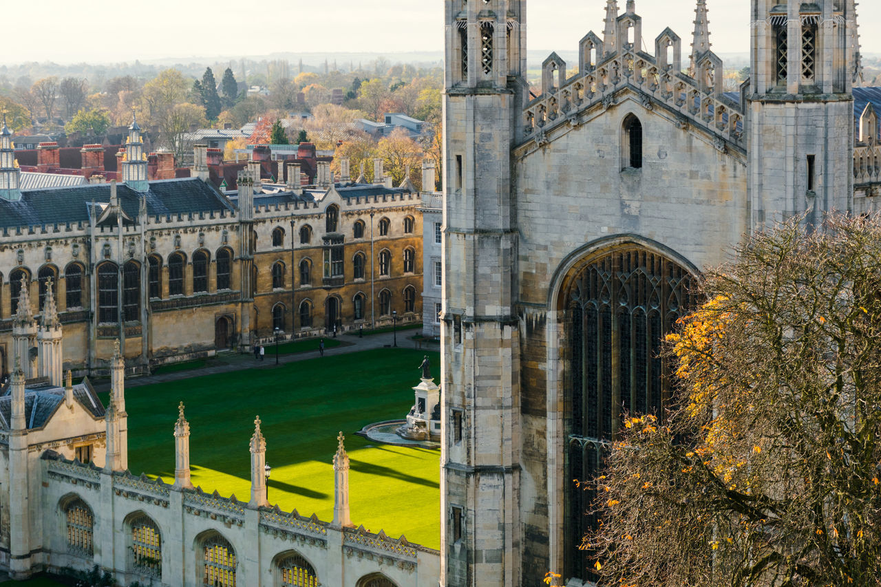University of Cambridge Academic Architecture Britain British Building My Student Life Cambridge Cambridgeshire Chapel Church England Exterior Façade Historical Building International Landmark King's College Library Old Buildings Outdoors Place Of Worship Religion Religions Student Study University