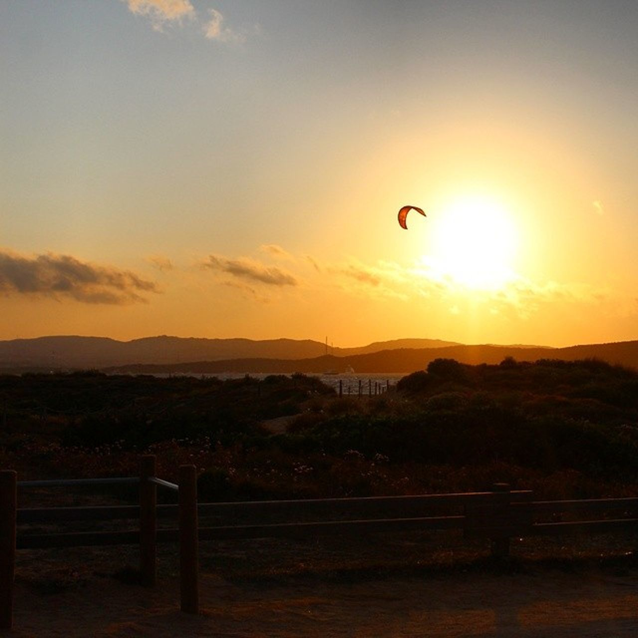 Sunset in Sardinia Sunset Sardegna Portopollo Isoladeigabbiani Tramonto Sea Waves Instagram Instapics Miss Summer 2k14 Kitesurf Animals Bestphotooftheday Picoftheday @natgeo Like Followme
