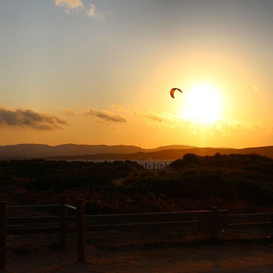 Sunset in Sardinia Sunset Sardegna Portopollo Isoladeigabbiani Tramonto Sea Waves Instagram Instapics Miss Summer 2k14 Kitesurf Animals Bestphotooftheday Picoftheday @natgeo Like Followme