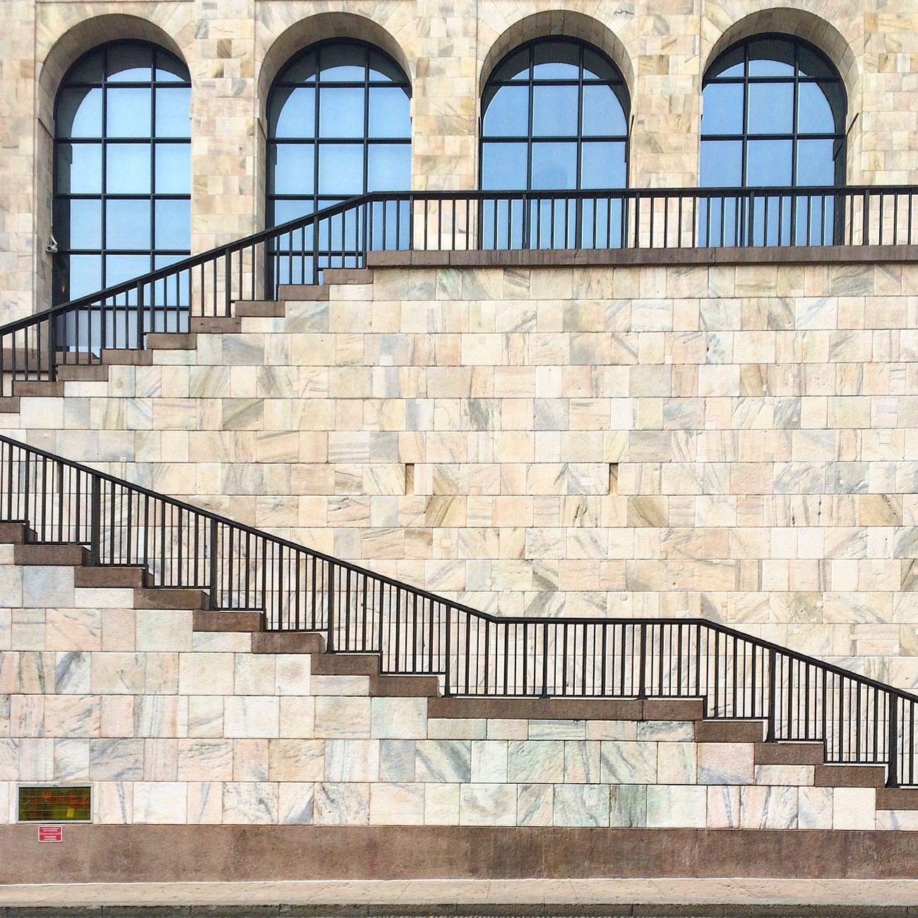 Mymilan Milano Lombardia Italy Piazzaduomo Museo Del Novecento Museo City Architecture Architectural Detail Milanodavivere