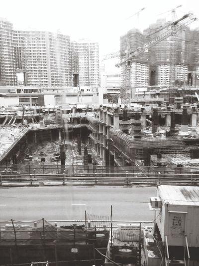 未來的香港高鐵站 Hong Kong