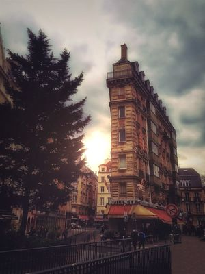 Architecture in Paris by Steph
