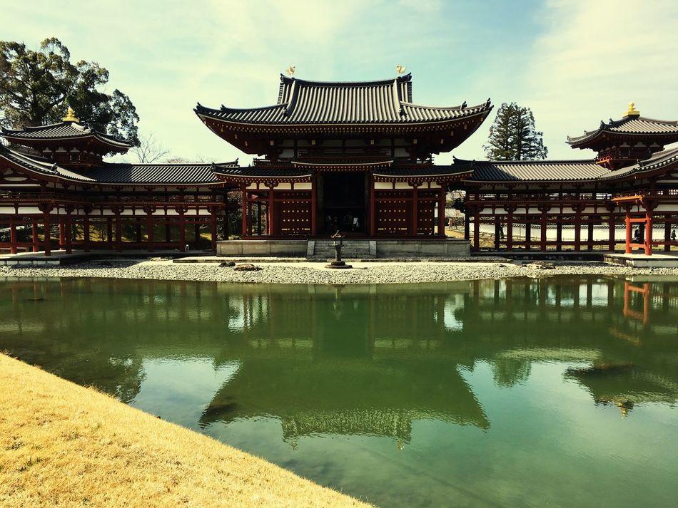 Byodoin Temple Japanese Culture Old Buildings Kyoto, Japan 10yen Coin Heian Age Uji City EyeEm Best Shots
