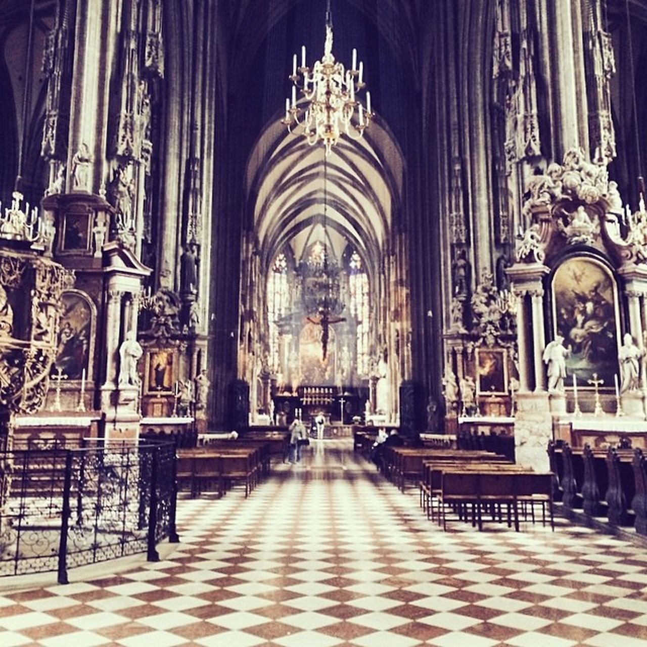 religion, place of worship, spirituality, architecture, pew, history, indoors, built structure, travel destinations, no people, altar, day, sculpture