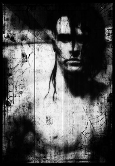Obiviously I did not take this picture, but I did the edit. That being said Skinny Puppy one of my Favorite Band