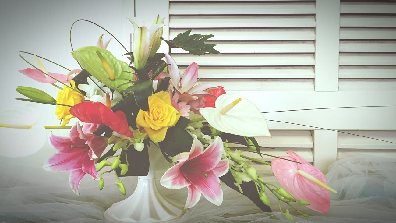 Flowers 花 Flower Arrangement Flowerporn Iphoneonly