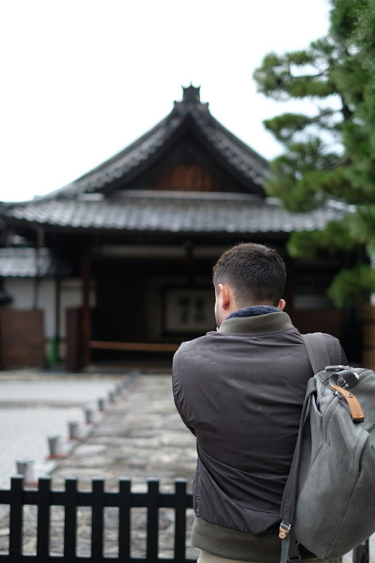 Make with love ♡ One Man Only Only Men Architecture Day One Person Somewhere Traveling Travel Kyoto Japan Fotography FUJIFILM X-T2 Fuji X-T1 Happiness