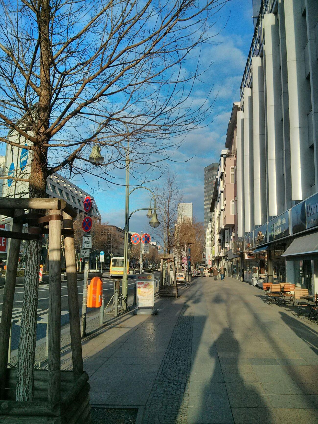 Guten Morgen Berlin Sonnenschein