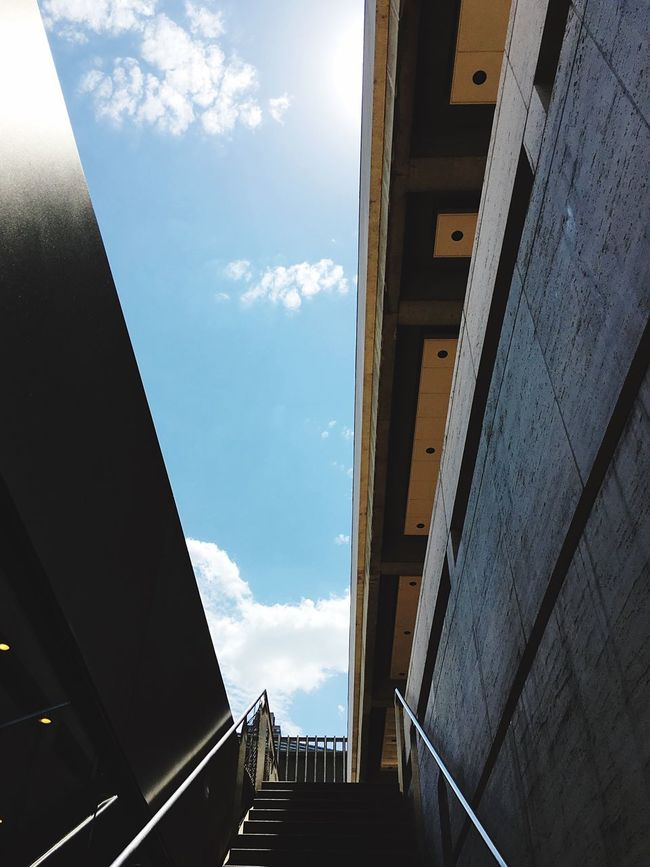 Stairway to Heaven Lincoln Center Libraryfortheperformingarts Lincoln Center