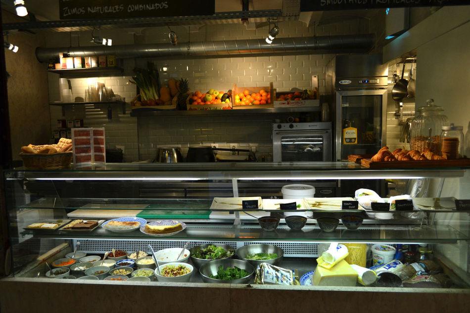 Abundance Arrangement Bar Culture Food Food And Drink Indoors  Madrid Bars Preparation  Restaurant Variation