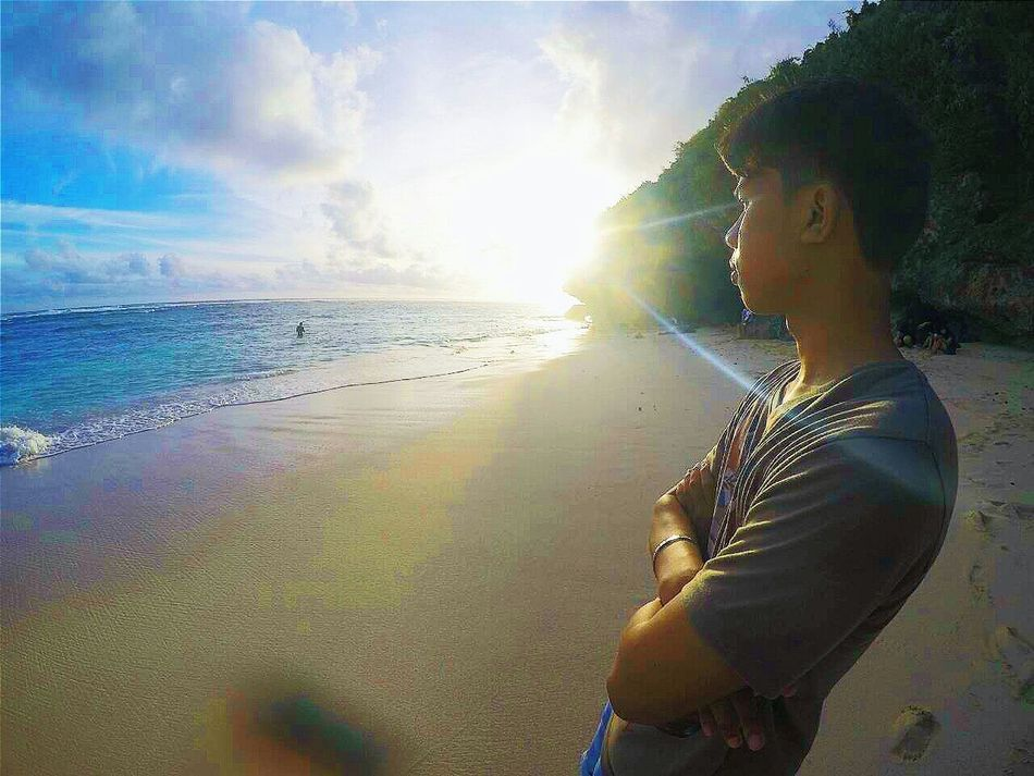 Check this out, this is paradise Enjoying The Sun Relaxing Hello World Taking Photos Enjoying The View Enjoying Life Sea Sunshine Being A Beach Bum Relaxing