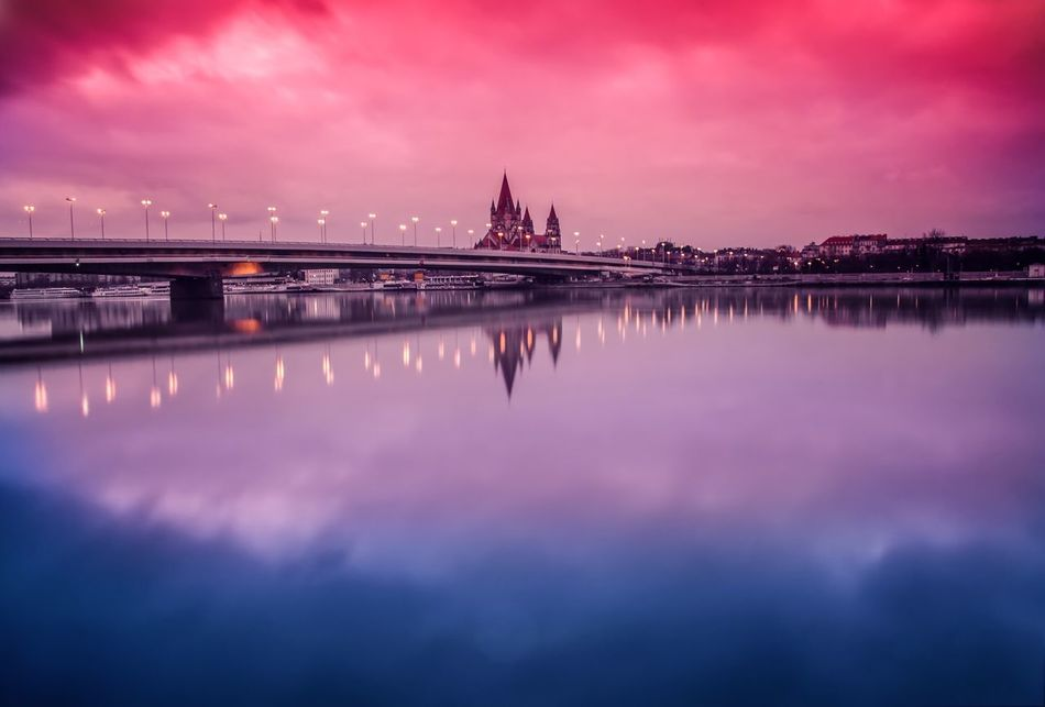 Beautiful stock photos of vienna, Architecture, Beauty In Nature, Bridge - Man Made Structure, Built Structure