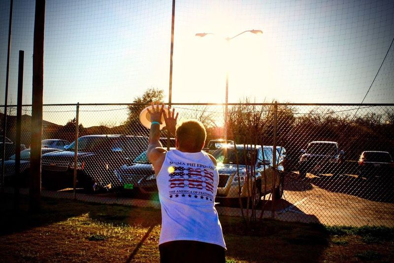 Outdoor games Frisbee Sigep Fun Outside Sports Flair Friends EyeEmNewHere