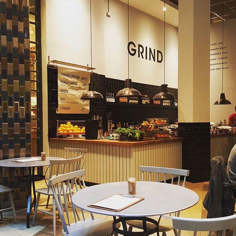 GRIND Grind Westfield Grindcoffeebar Londonlife Londongrind Coffeetime Popup Afternoon