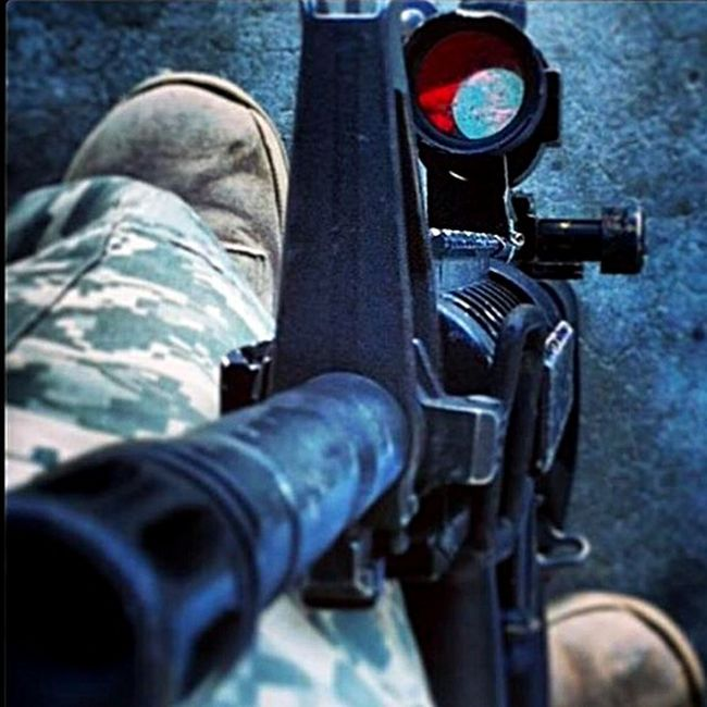 My Weapon Weaponsofwar Guns Rifle Military Us Military