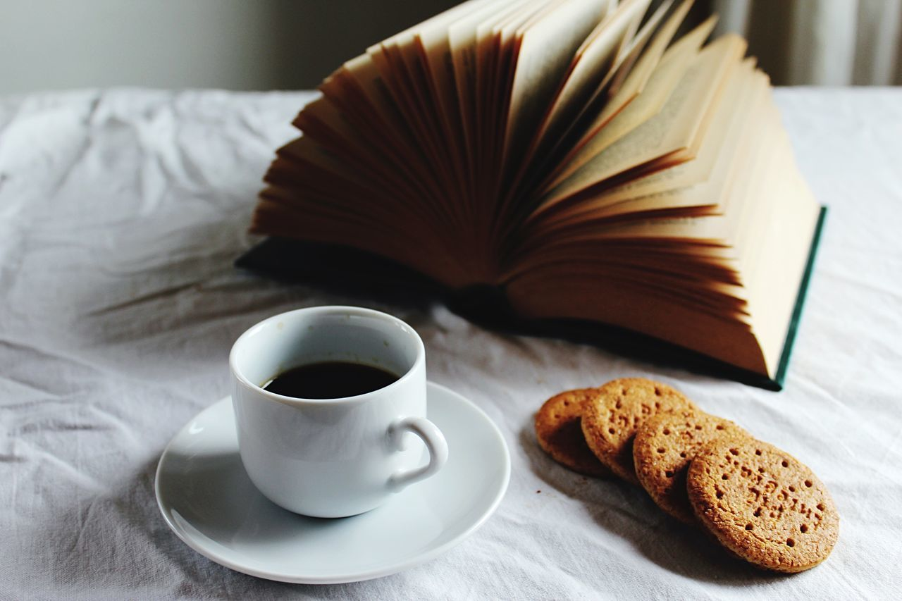 Beautiful stock photos of good morning, Besides, Book, Close-Up, Coffee - Drink
