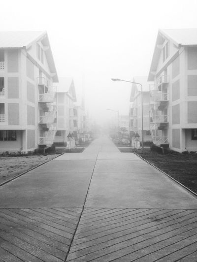 DORM Black & White City
