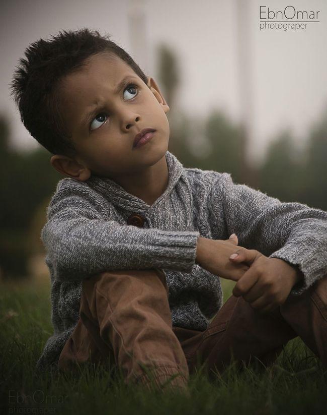 الجمال  في الطفولة هو النظر للمستقبل بعين البراءة والشغف First Eyeem Photo