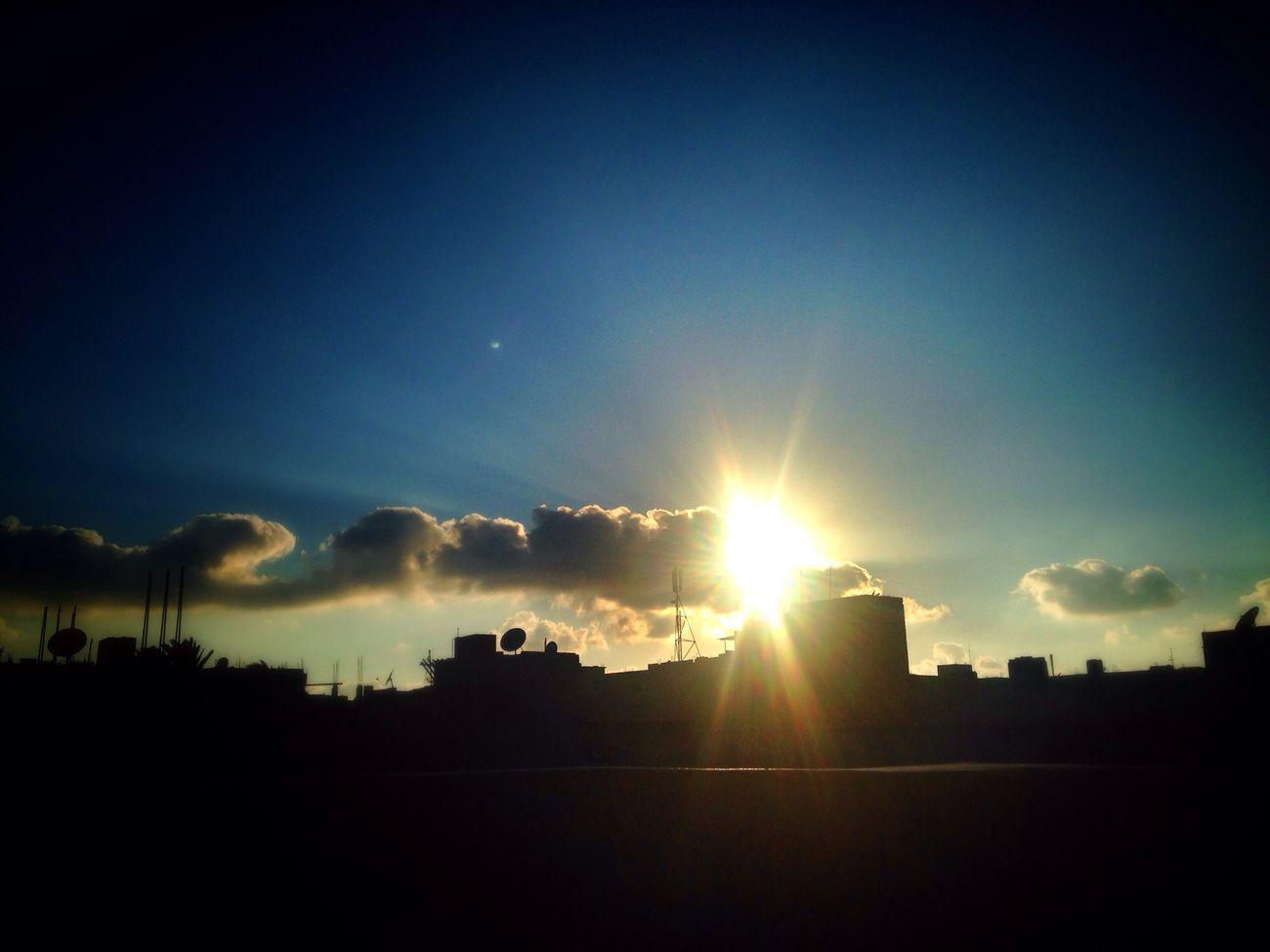 Googevening Sunset
