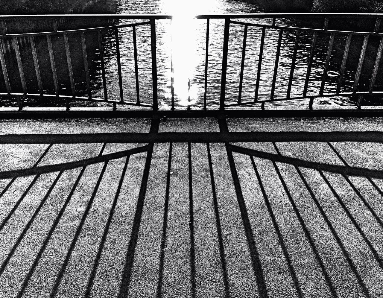Blackandwhite Light And Shadow Silhouette I ❤ BERLIN