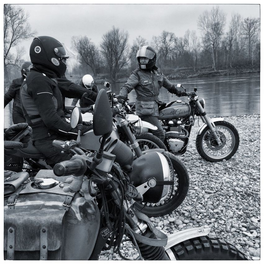 Milano Cafe Racer MCR Black And White Photography Fortheloveofblackandwhite Cafe Racer Motorcyclepeople Triumph Bmw Motorcycle Vintage Style