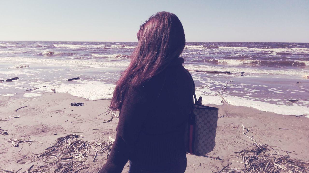 Me Sea Whitesea Beautiful Day Russia Iloverussia