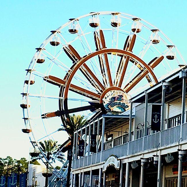 Ferris Wheel At The Wharf In Orange Beach ❤️