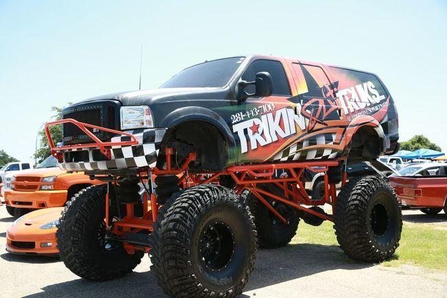 Texasheatwave2014 Trucks 4x4 CarShow
