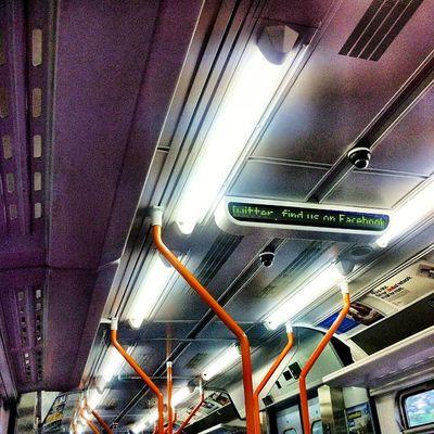 Sometimes it's good to look up! Londononly London Londoner Londoncity Train Commute Travel Waterloo Tfl TransportForLondon Oystercard Lovelondon