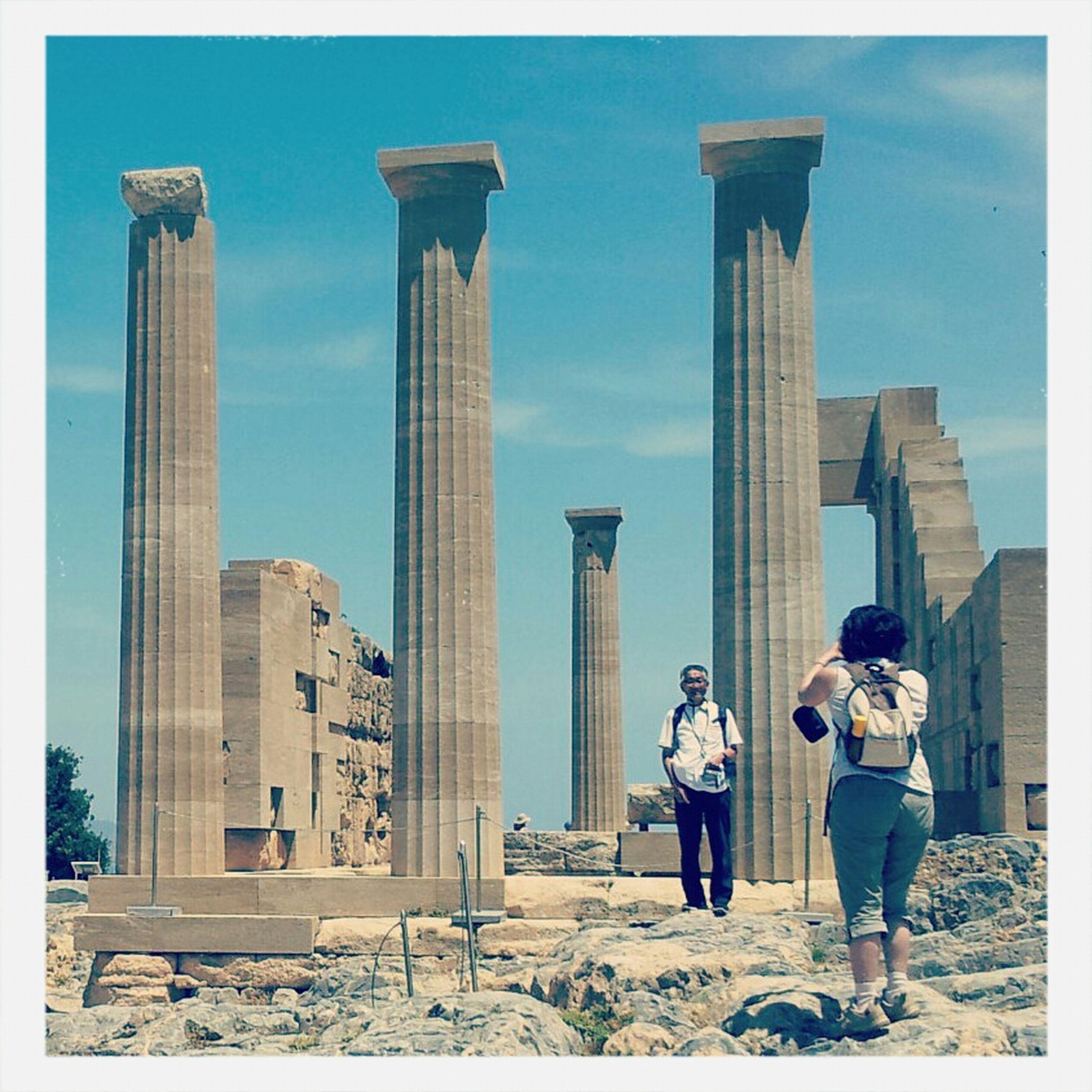 Travel Taking Photos Of People Taking Photos