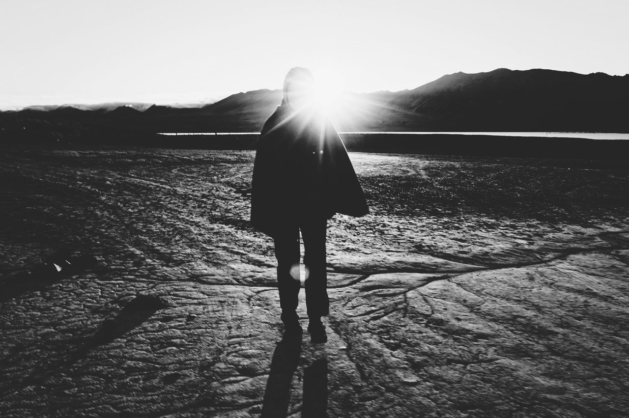Sunrise Sunrise_Collection Sunrise_sunsets_aroundworld The Great Outdoors - 2016 EyeEm Awards Sunrise Silhouette Silhouette The Great Outdoors With Adobe Blackandwhite Black And White Darkness And Light Tranquil Scene Isolated Nature Nature's Diversities EyeEm X Adobe - The Great Outdoors