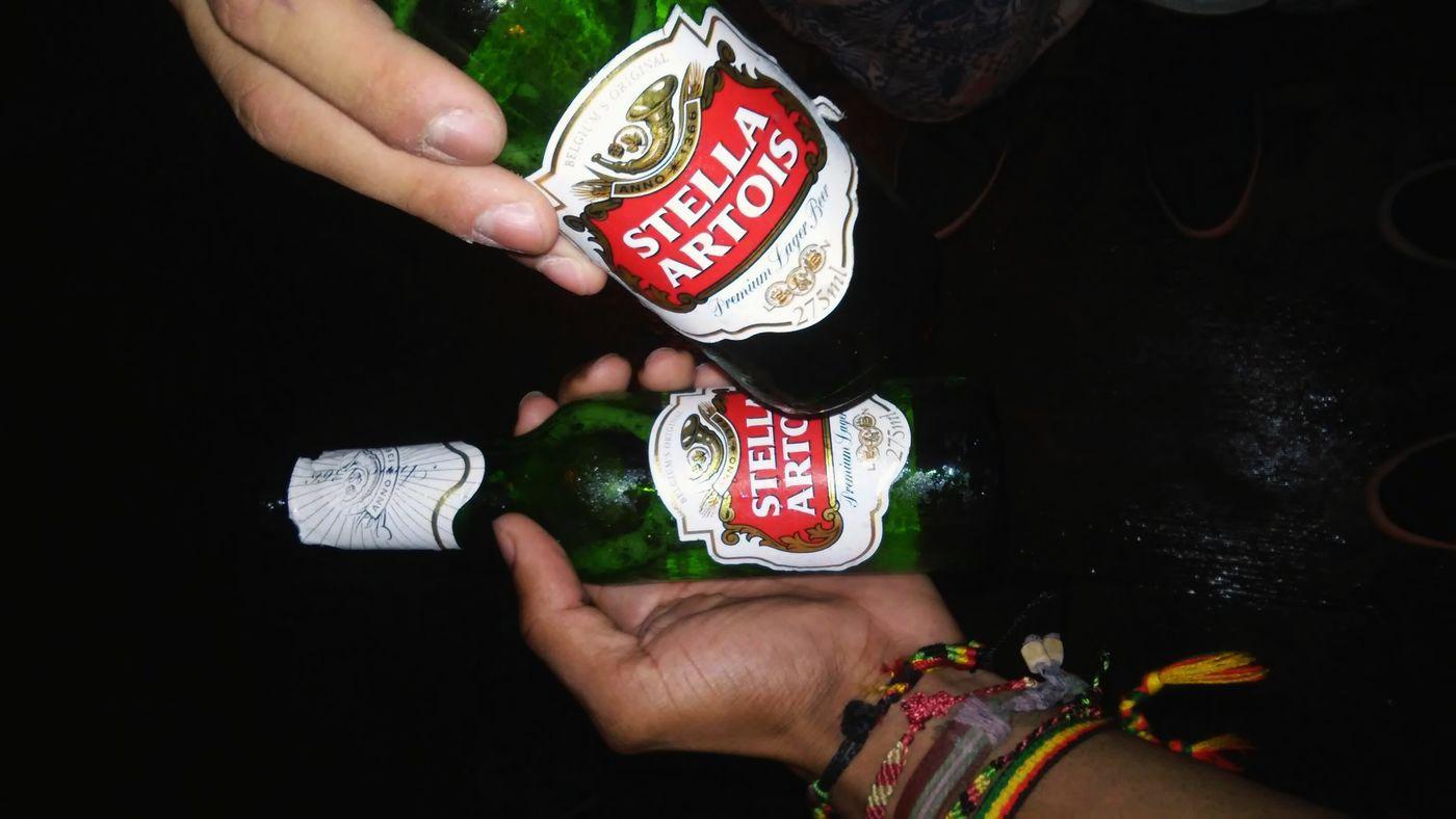 Stella Artois Stellaartois Nightphotography PracaXV Rio De Janeiro Friends
