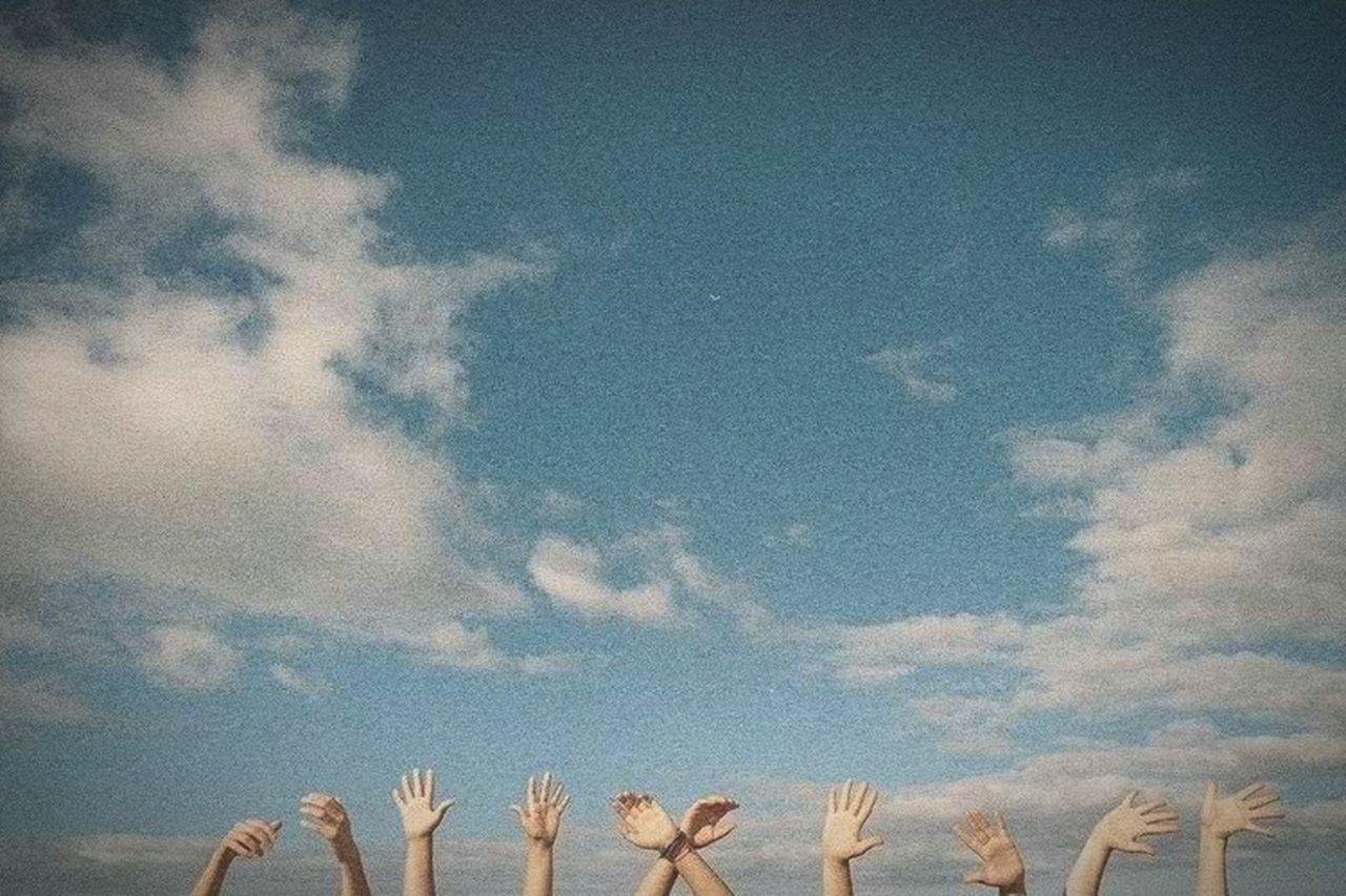 sky, cloud - sky, outdoors, day, no people, close-up, nature