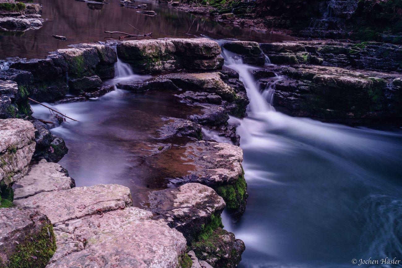 Kleiner Wasserfall am Schlichemklamm Wasser Wasserfall Langzeitbelichtung Nature Waterfall Water Long Exposure Sony Sonyalpha Ilce-7m2 ILCE7M2 Sirui Sonya7II Landscape Alpha7m2 Alpha7 Sonyalpha7ii Epfendorf Natur