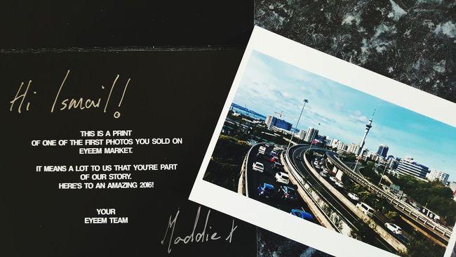 Thanks @EyeEm EyeemTeam Mademyday FirstPhotoSold Print