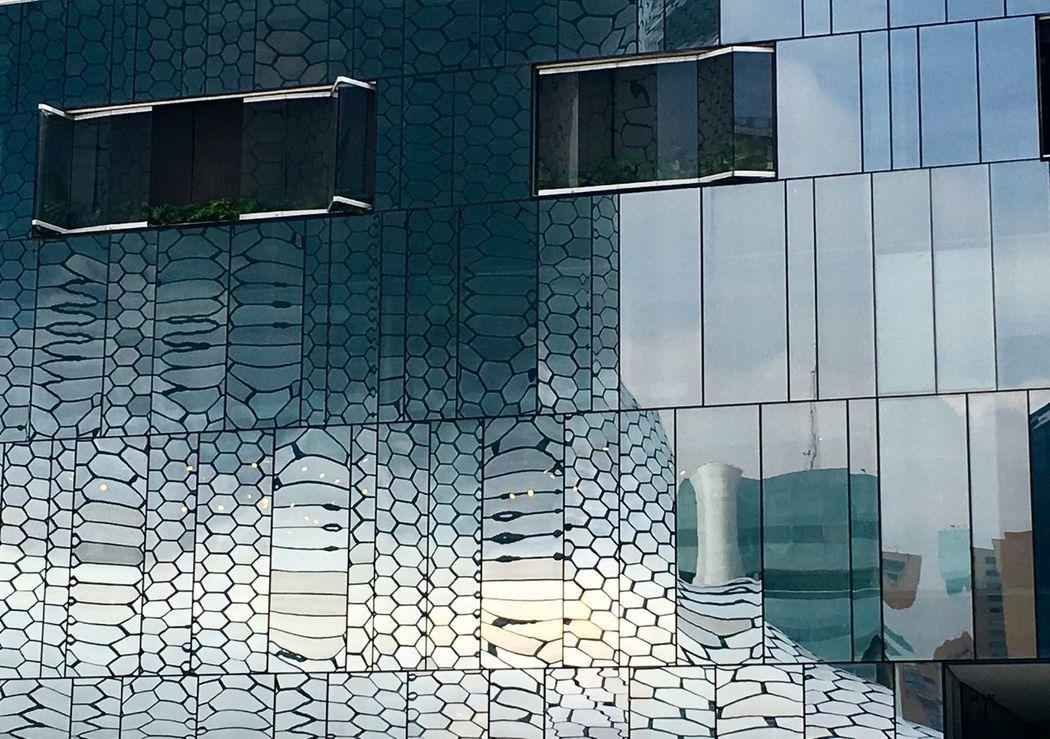 Pivotal Ideas Building Edificio Ventanas Windows Perspectiva Perspective Rectangle Rectangulos Geometry Abstracto Abstract Geometrico Geometric Figures Figuras