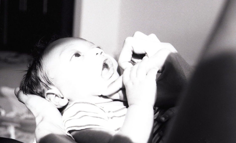 Zaheer by KJM 2015  Apartment Baby Bottle Crib Daytime Family Indoors  Mother Natural Light Newborn NewBorn Photography Photography Photography In Motion Real Life Winter Zaheer