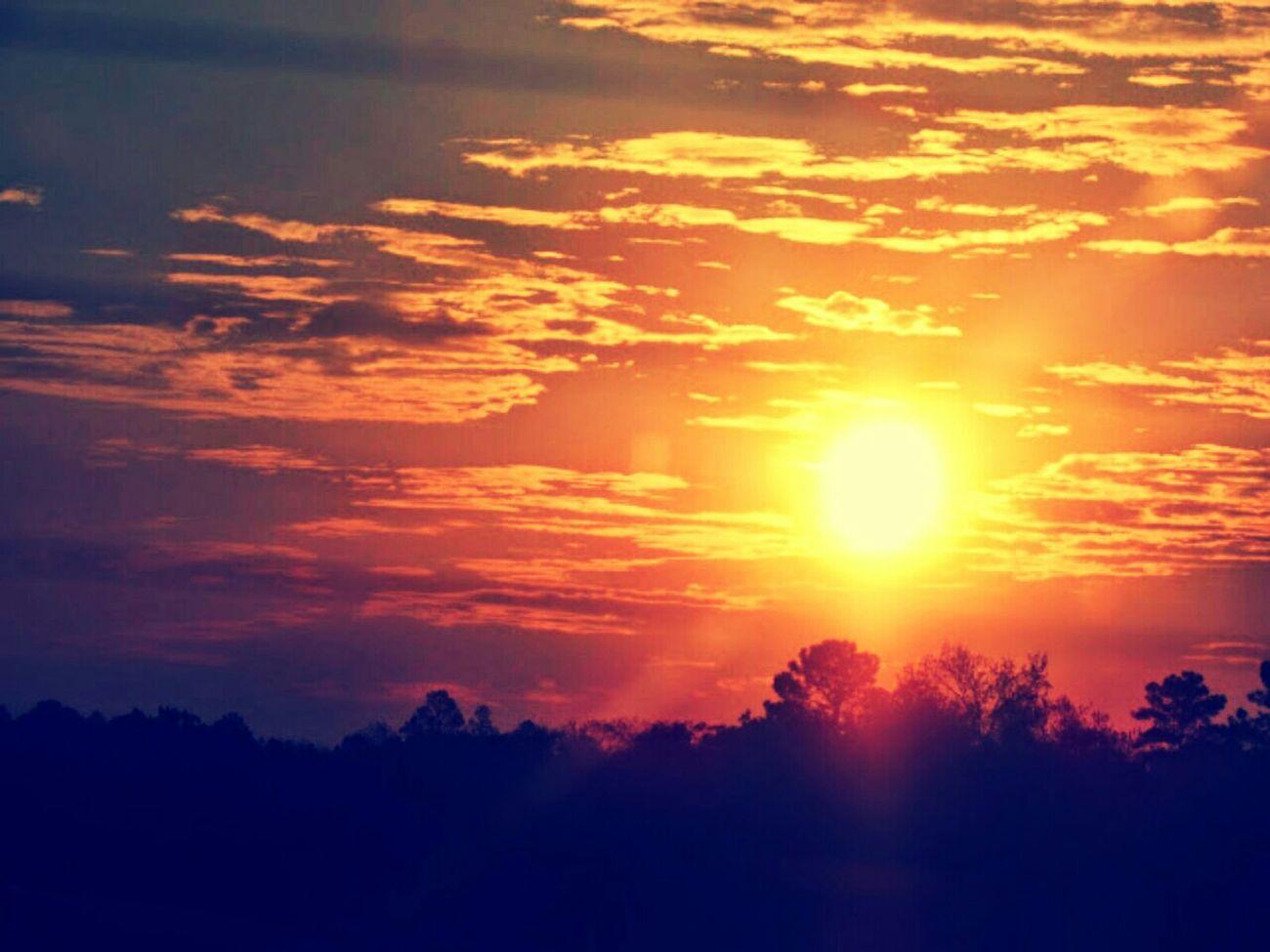 South georgia sun set First Eyeem Photo